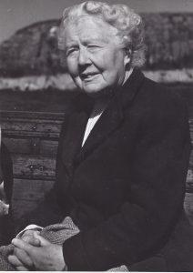 Dame Flora Loch Dunvegan 1950s