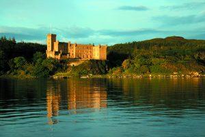 Dunvegan Castle SeaView1