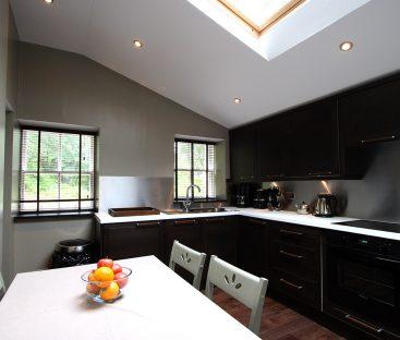 Rose Valley Cottage kitchen