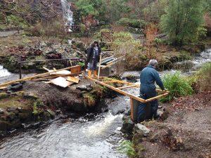 Water Garden Bridge Repairs  (10)