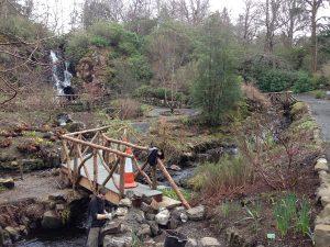 Water Garden Bridge Repairs  (11)