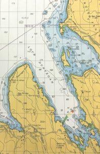 Loch Dunvegan Chart