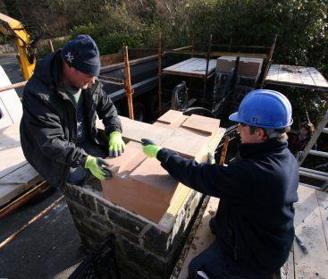 Correct castellation installation 2013 (55a)