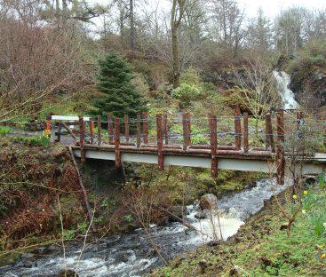 Water Garden Bridge Repairs (8)