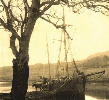 Old Ship Dunvegan Piera